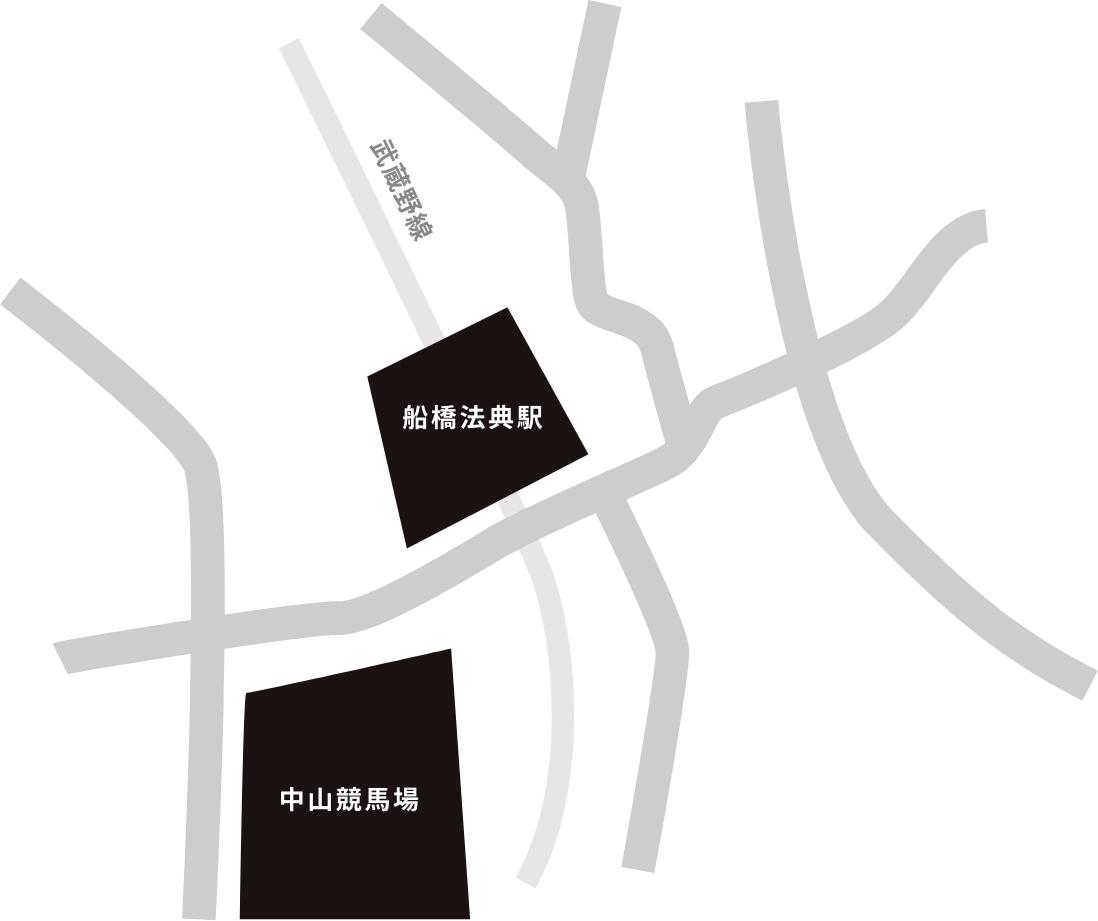 市川事務所 地図